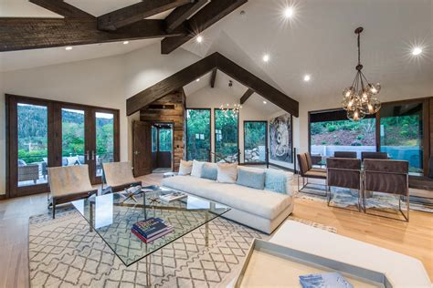 100 open floor plans with vaulted ceilings cost log