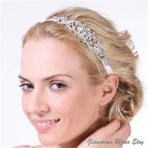 hairstyles with rhinestone headband 31 romantic wedding hairstyles ideas for brides and