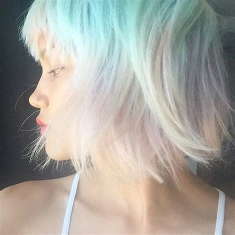 to hair color opal hair color trend for summer best hair color trends