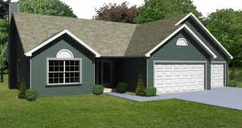 three bedroom houses small house plan small 3 bedroom ranch house plan the