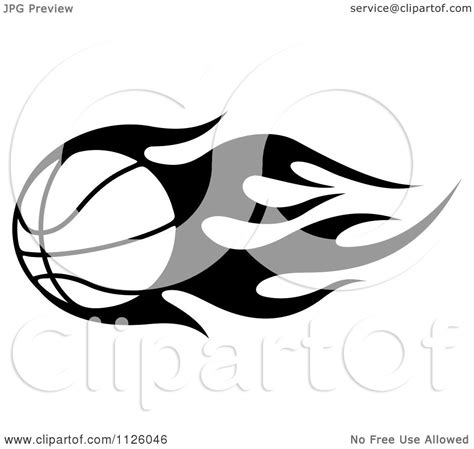 flaming basketball coloring pages free coloring pages of a basketball with flames
