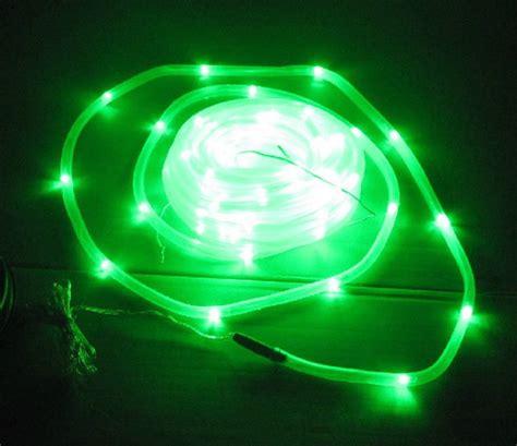 Light Control Waterproof 100led Solar Tube Lights Green Green Light Solar