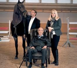 World Market Armchair Glock Agreement With Top Dutch Riders Dressage