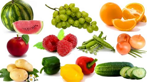 v fruits and vegetables fruits names for www pixshark images