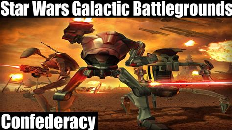 star wars a galactic 0545176166 star wars galactic battlegrounds gameplay confederacy youtube