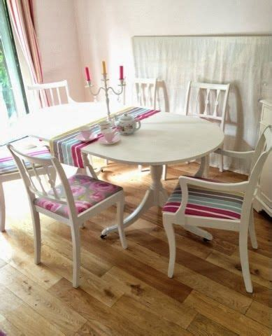 Upcycled Dining Room Table Bowiebelle Vintage Upcycled Furniture Stylish Dining Table Six Chairs Future Home