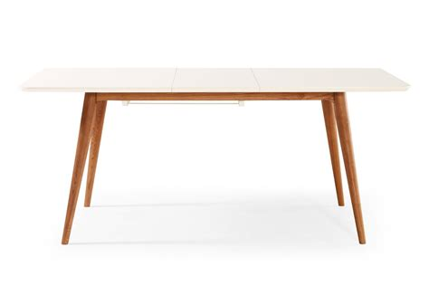 table manger design table de salle 224 manger extensible scandinave wyna dewarens