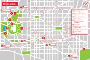 capitol hill the landscape architect s guide to