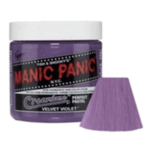 Manic Panic Nyc Semi Permanent Hair Color Venus Envy Classic manic panic creamtones n y c by tish snooky s