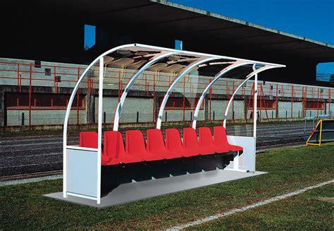 panchina di calcio gammasport attrezzature sportive per calcio calcio