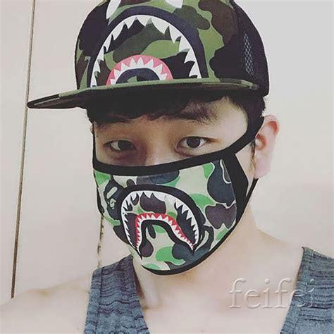 Bape A Bathing Ape Mask bathing ape bape mask shark mask free shipping shmateo ebay