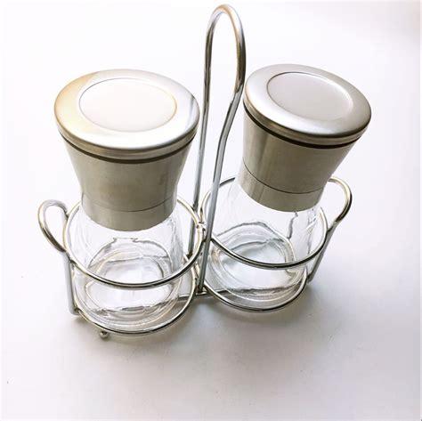 Manual Glass Pepper Grinder kitchen salt and pepper mill glass bottle grinder manual glass grinder buy manual glass