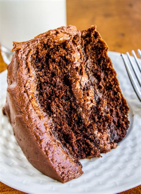 best cake recipes the best chocolate cake i ve ever had from the food charlatan
