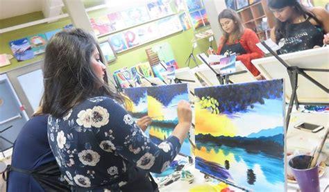 paint nite groupon nj byob painting hoboken nj best painting 2018