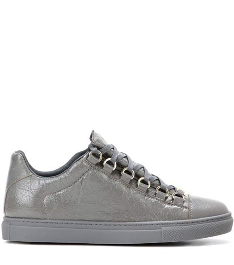 balenciaga arena sneakers arena leather sneakers balenciaga mytheresa