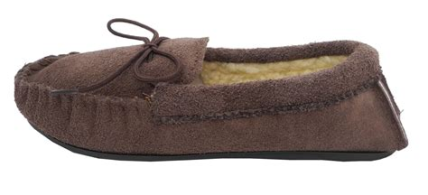 boys slippers size 2 boys mokkers real suede leather moccasin slippers