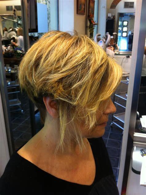 bagno di luce capelli renato coiffeur firenze ciuffo tridimensionale e bagno di