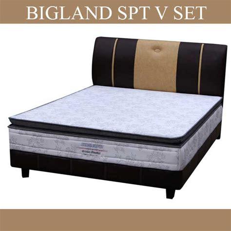Bed Bigland Golden tentang bigland springbed harga bigland springbed