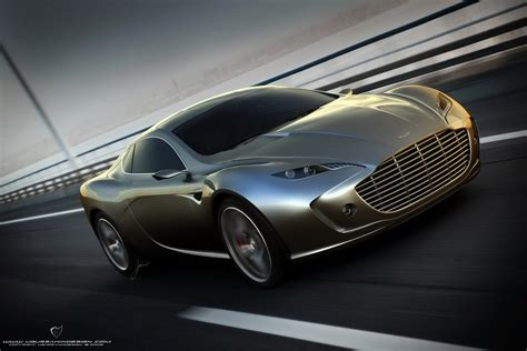 aston martin concept cars world concept cars aston martin gauntlet design concept
