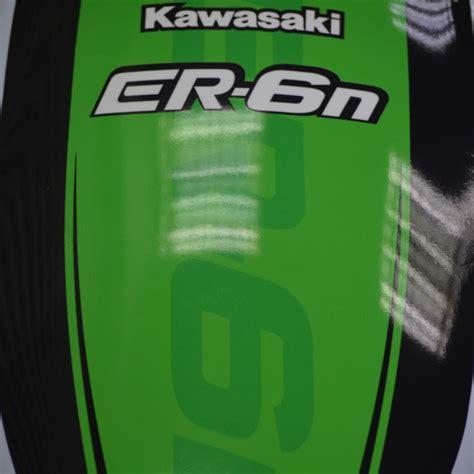 Aufkleber Kawasaki Er6n by 4moto Shop Er6n Er 6n Kawasaki
