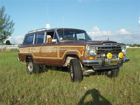 1986 Jeep Grand Wagoneer Redneckmcvea 1986 Jeep Grand Wagoneer Specs Photos