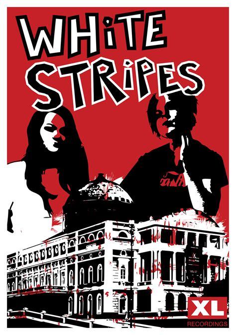 The White Stripes 2 the white stripes poster www pixshark images
