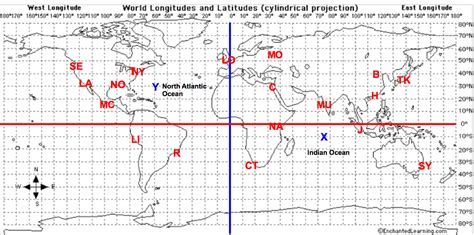 africa map with latitude and longitude africa map with latitude and longitude 28 images