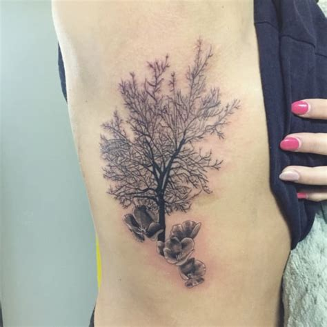best ladies tattoo design 58 coolest tree tattoos designs and ideas