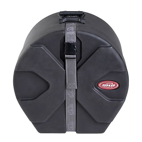 drum case pattern skb 8x14 snare drum case w foam black reverb