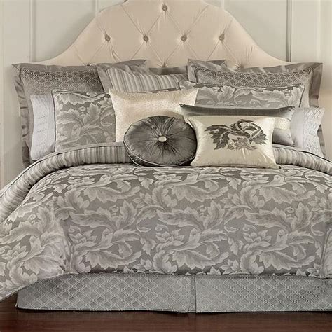 ivory comforter king waterford tramore king comforter silvers ivory new ebay