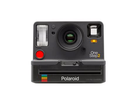 Polaroid Logo 2 polaroid onestep 2 is a redesigned version of its most