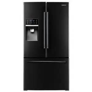 home depot samsung refrigerator samsung 30 5 cu ft door refrigerator in black