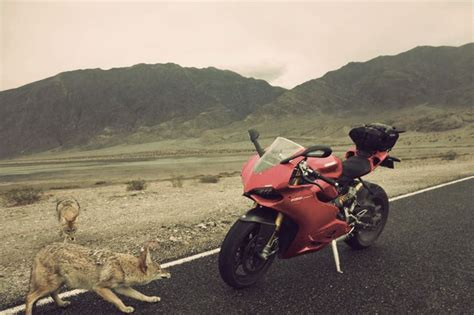 motorcycle road trip it s such a cool experience i m kinda envy this guy