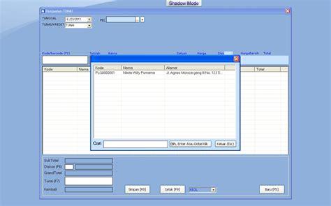 Software Program Aplikasi Kasir Toko Obat Obatan Toko 1d 1 software toko gratis software toko gratis