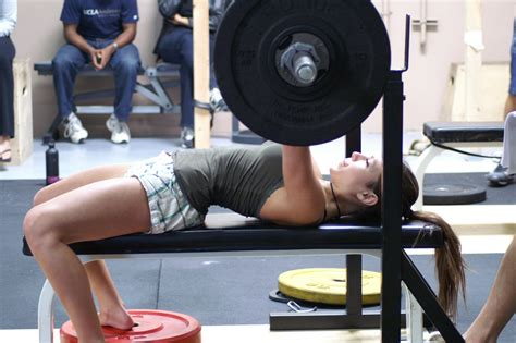 women bench pressing the ultimate female training guide specific proven methods to get lean and sexy