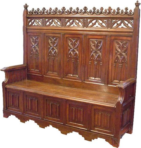 wood carved benches 301 moved permanently
