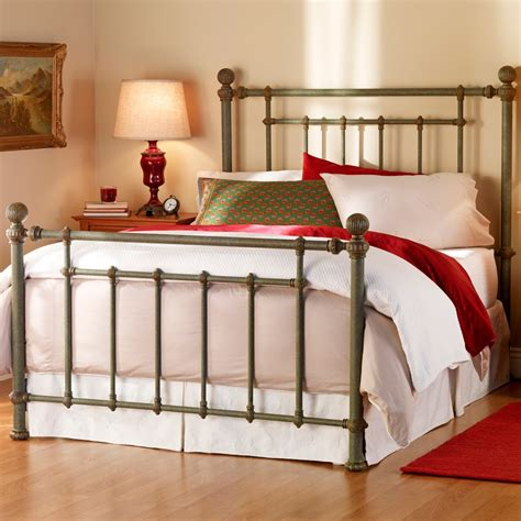 Iron Headboards King King Iron Beds Metal Headboards Humble Trends With Picture Hamipara