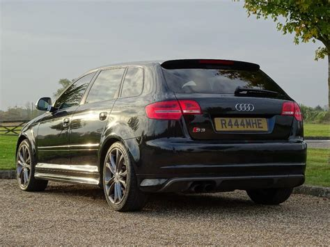 Audi A3 S3 Quattro by Used 2009 Audi A3 S3 Quattro For Sale In Kent Pistonheads