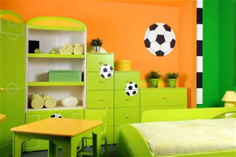 soccer themed bedroom sports themes for boys bedrooms