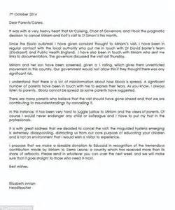 Parent Thank You Letter To Host Family Welcome To Nikkynaz Boy From Banned