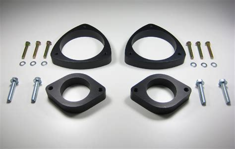 subaru legacy lift kit 1 quot subaru lift kit spacers for 05 09 legacy 05 09