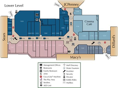 layout of valley view mall mall directory greenbrier mall