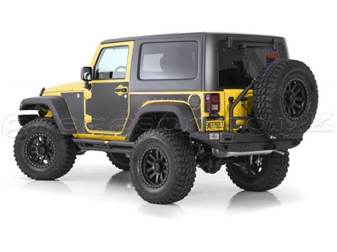 Jeep Jk Armor Jeep Wrangler Jk 2d Mag Armor Magnetic Trail Skins Smittybilt