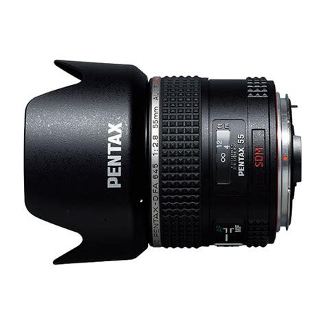 Pentax Lens Dfa 645 55mm F2 8 Al 펜탁스 중형 dslr