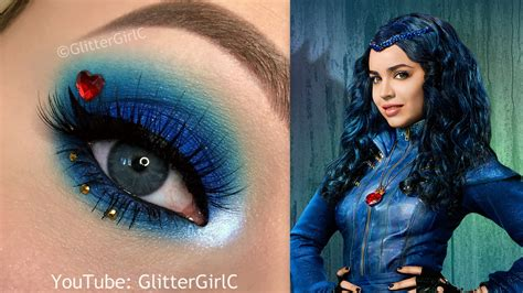 Evie And Me by Disney Descendants Evie Makeup Tutorial