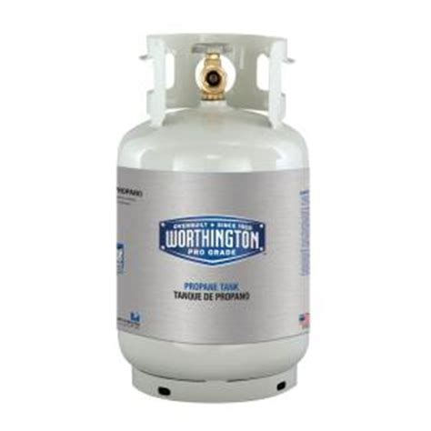 propane tank home depot worthington pro grade 11 lb empty propane tank 281165 at