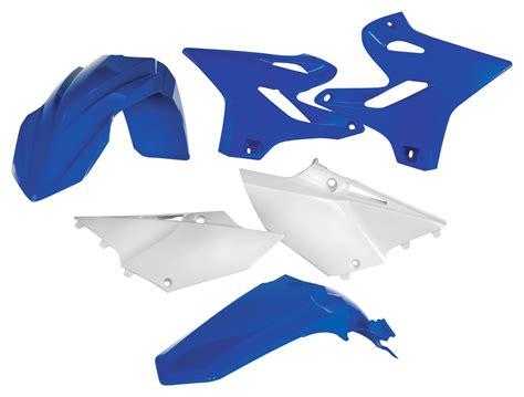 1 1 2 Std Pvc Ovs acerbis standard plastic kit yamaha yz125 yz250 2002 2005 revzilla