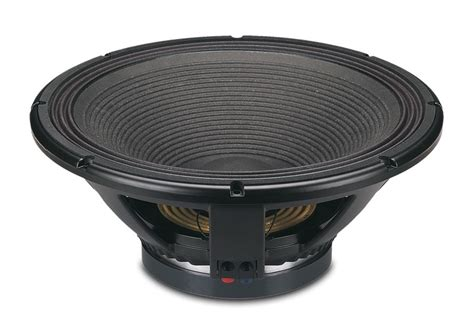 Speaker Rcf P300 pin rcf l18p300 speakers 18 woofer on
