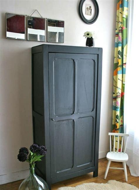 relooker une armoire en bois repeindre une armoire en bois evtod