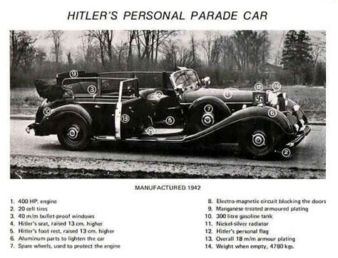 Hitler Auto by Why Americans Flocked To Catch A Glimpse Of Hitler S Car